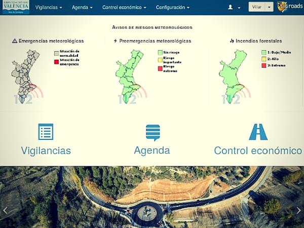 Caso de éxito: gvSIG Roads para la Diputación de Valencia